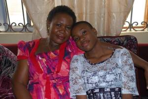 Mama and girly